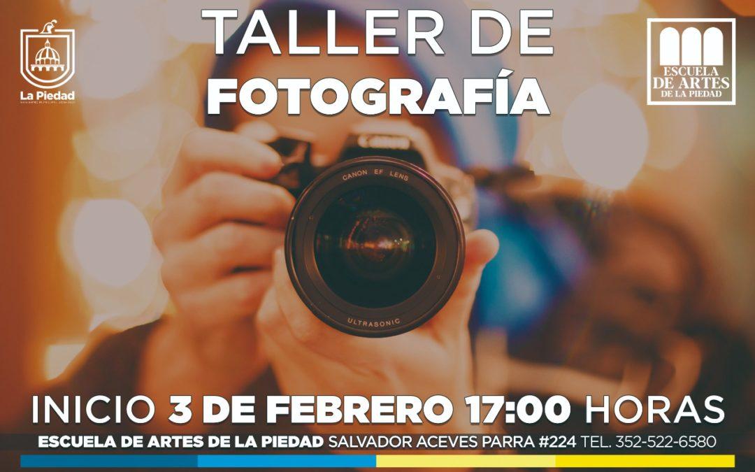 ABRIRÁN TALLERES DE FOTOGRAFÍA Y BAILE HAWAIANO EN LA ESCUELA DE ARTES