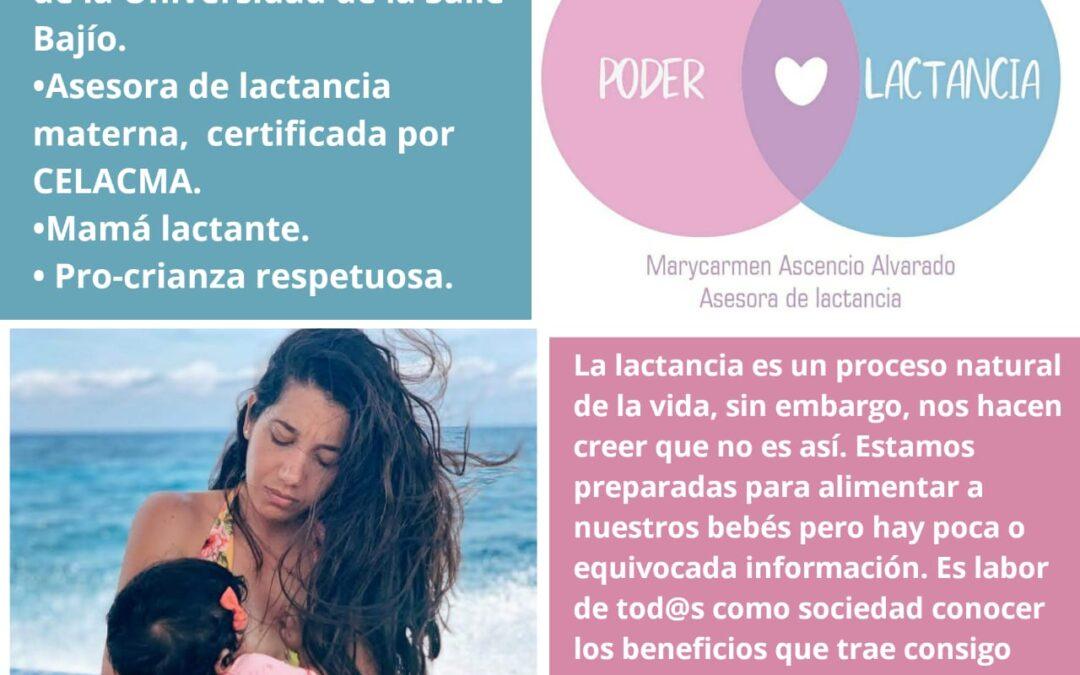 DIF PROMUEVE CAMPAÑA POR LA LACTANCIA MATERNA