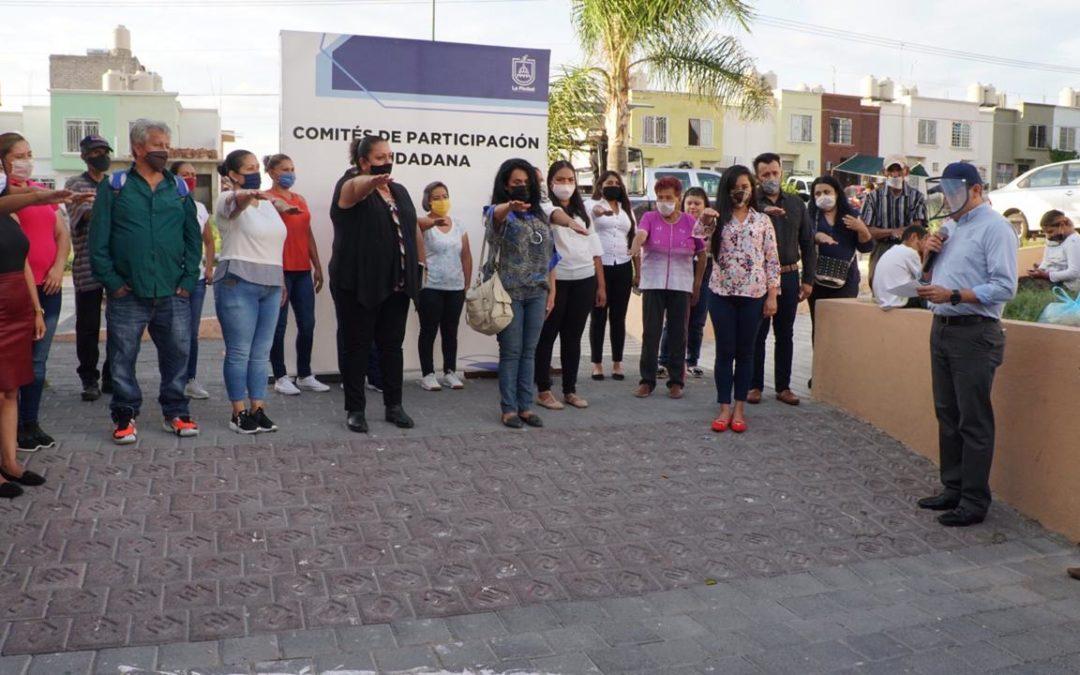 INSTALAN DOS COMITÉS DE PARTICIPACIÓN CIUDADANA EN LA PIEDAD