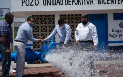 """PONEN EN OPERACIÓN DEL POZO """"UNIDAD BICENTENARIO"""""""